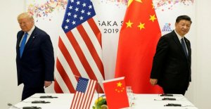 A new consultation on the handelsspanningen US and China to be delayed