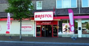 A shoe store, Bristol, secure of the branches are in the Netherlands