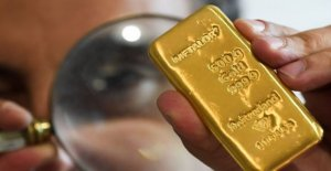 Why the ounce of gold rose for the first...