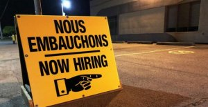 In Quebec, English is often necessary for finding a job