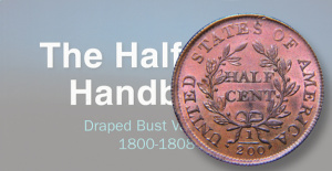 Draped Bust half Pennies volume Begins series of new Novels