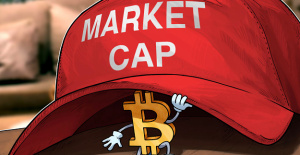 Bitcoin market cap back under $1 trillion...
