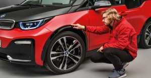 Special tires for electric cars? That could be useful.