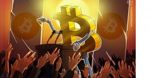 Senator Cynthia Lummis is excited to purchase the Bitcoin dip