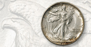 Market Analysis: A Walking Liberty...
