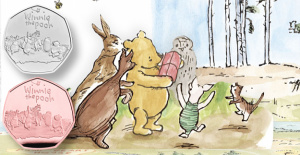 Royal Mint keeps the Winnie the Pooh coin series going